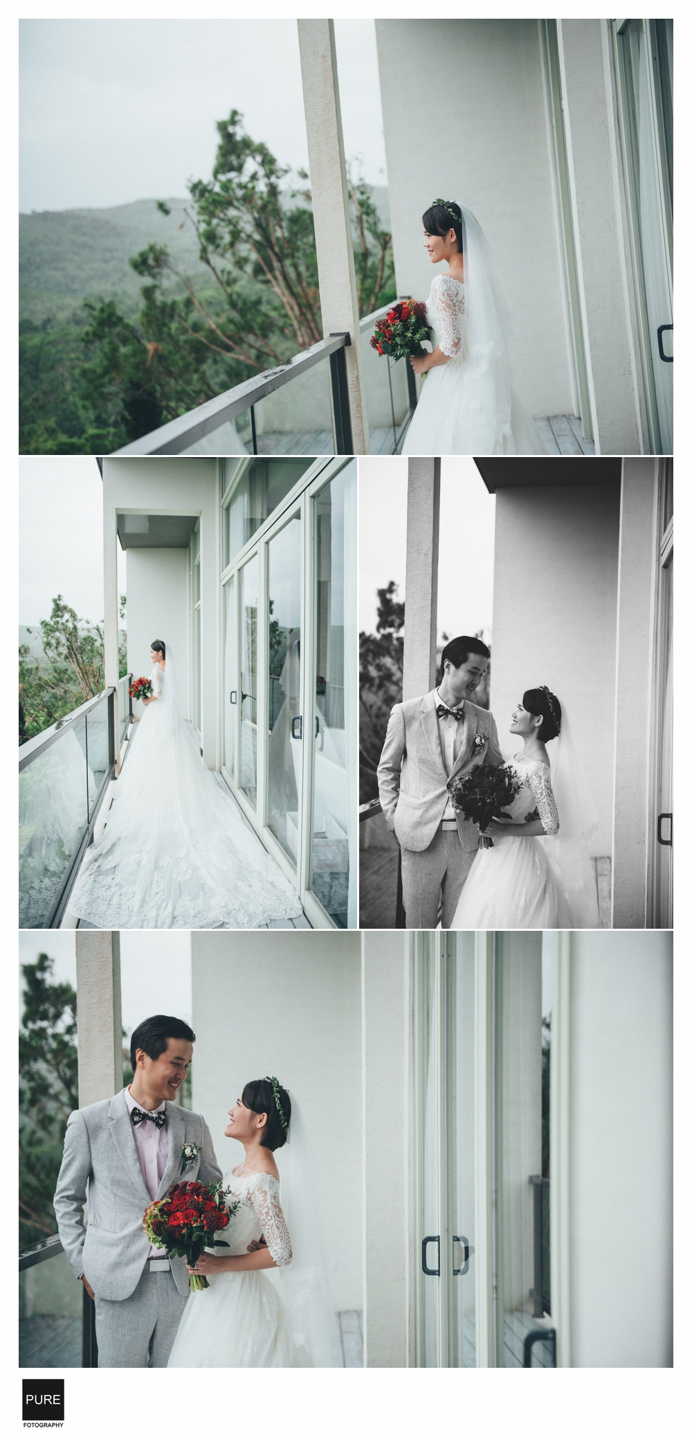 PUREFOTO_台灣婚禮平面攝影wedding_類婚紗攝影