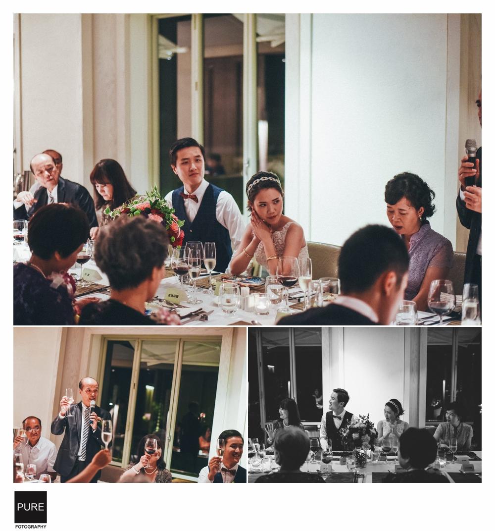 PUREFOTO_台灣婚禮平面攝影wedding_婚禮晚宴拍攝