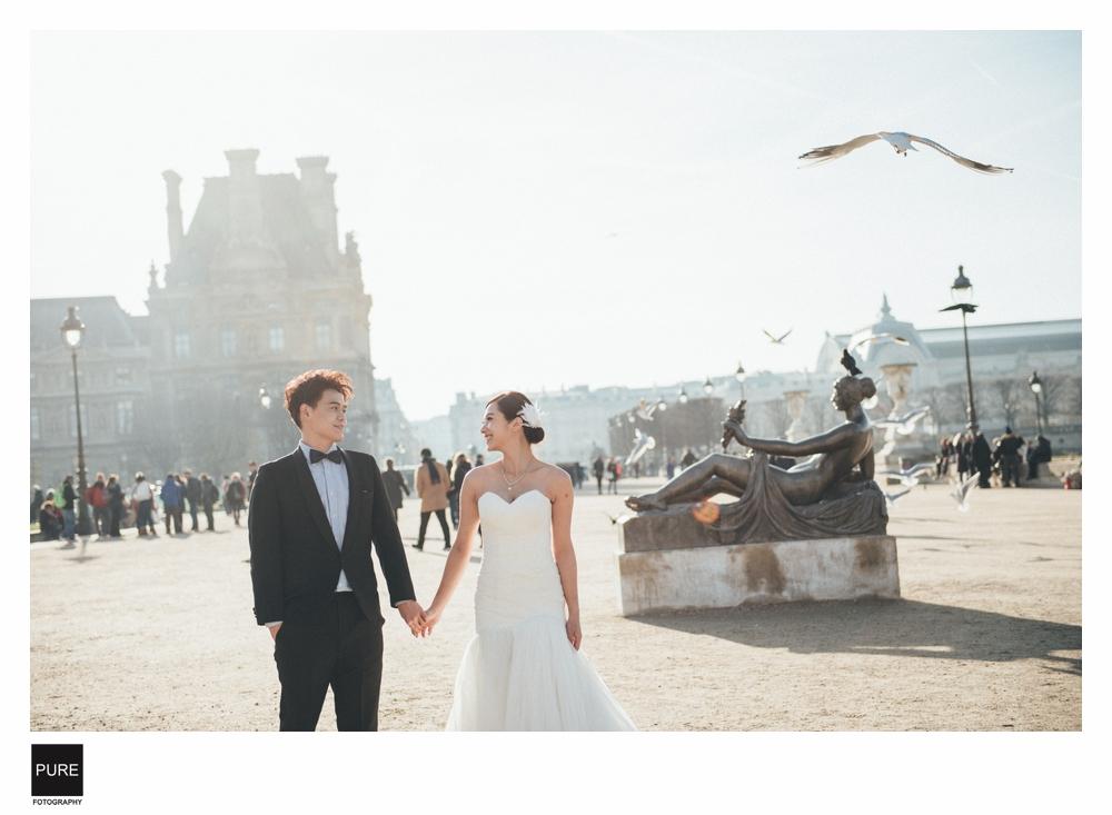 PUREFOTO_海外婚紗攝影Oversea_Prewedding_pure海外婚紗巴黎婚紗