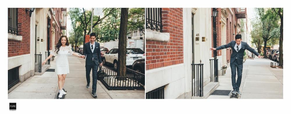 PUREFOTO_海外婚紗攝影Oversea_Prewedding_紐約婚紗拍攝景點,紐約婚紗寫真