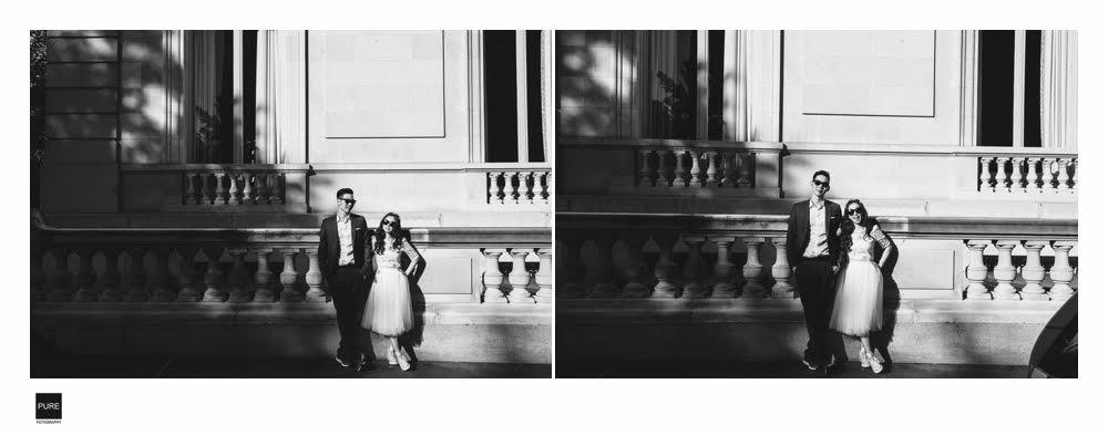 PUREFOTO_海外婚紗攝影Oversea_Prewedding_海外婚紗,紐約婚紗拍攝街景,紐約中央公園