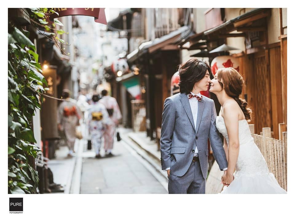 PUREFOTO_海外婚紗攝影Oversea_Prewedding_京都婚紗|海外婚紗推薦工作室