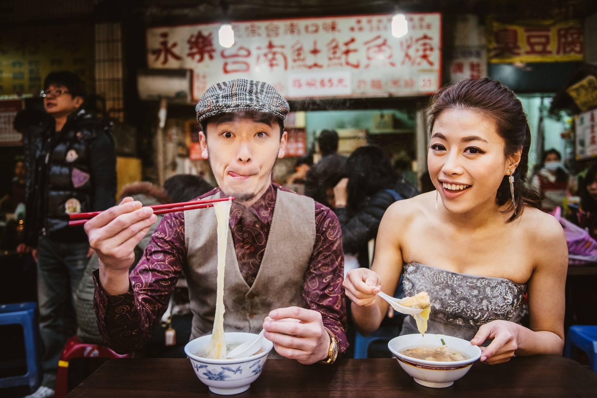PUREFOTO_台灣自助婚紗攝影Prewedding_自助婚紗復古風格,台北迪化街婚紗拍攝