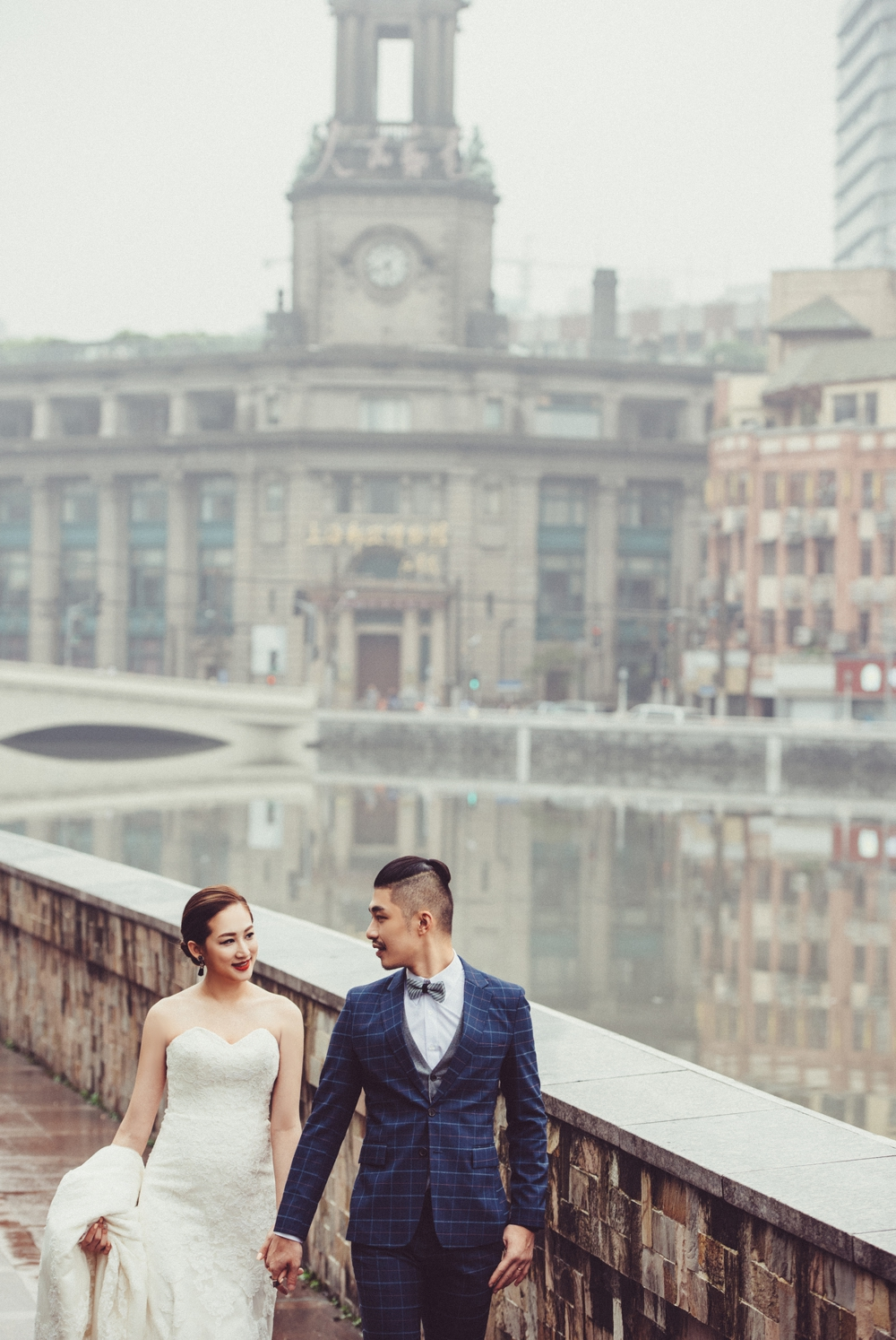 PUREFOTO_海外婚紗攝影Oversea_Prewedding_郵政總局上海婚紗
