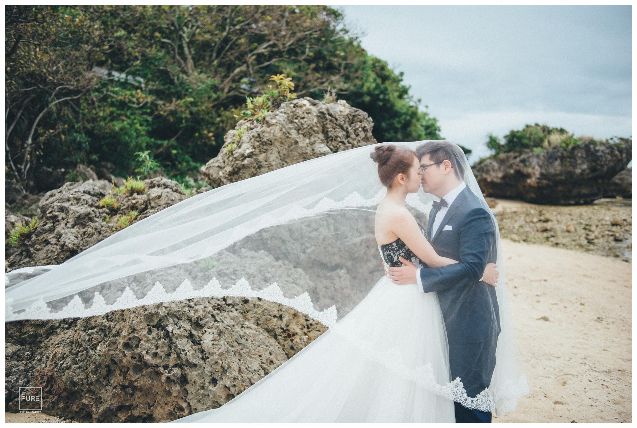 沖繩婚紗,海灘,婚紗拍攝,okinawa