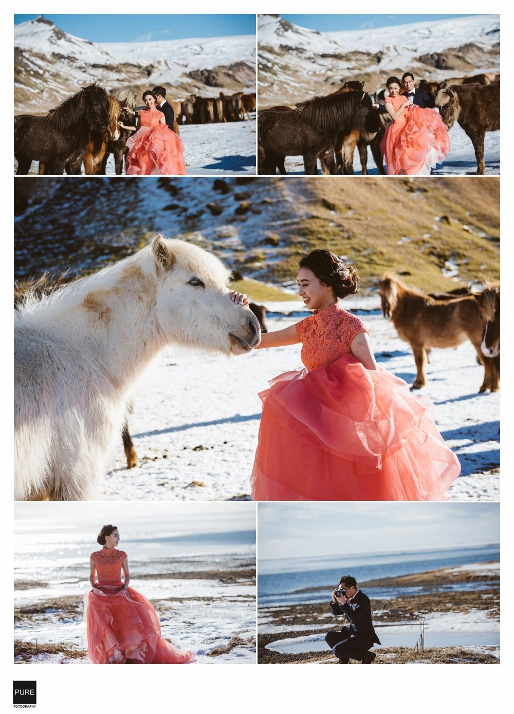 冰島海外婚紗,iceland