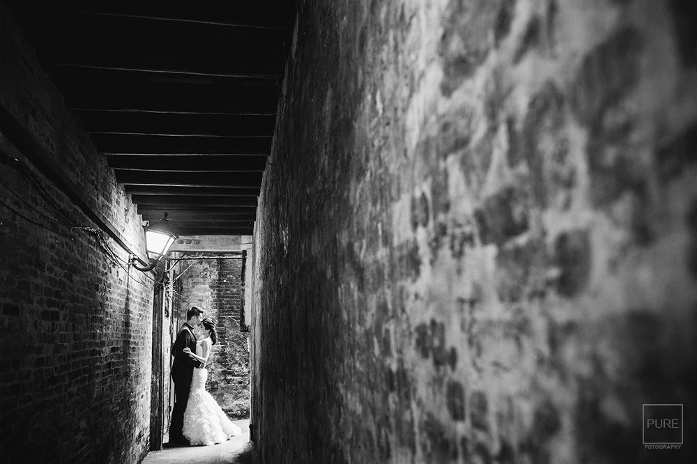 海外婚紗_盧小桃婚紗_PURE婚紗攝影工作室