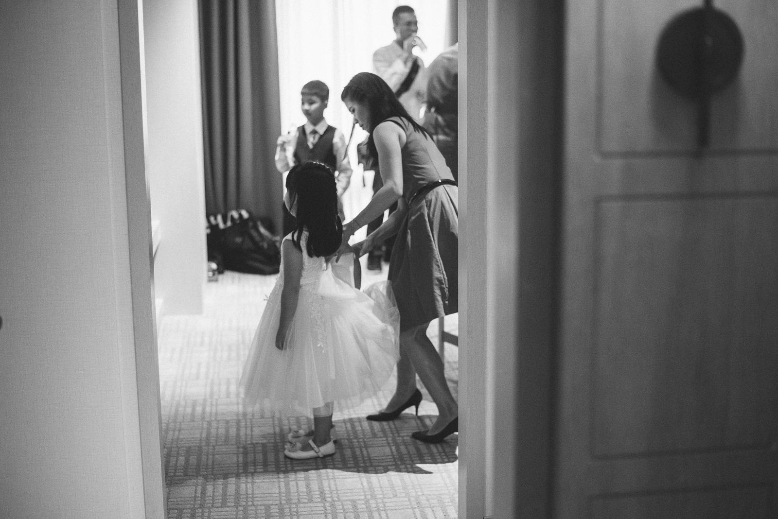 婚禮攝影_BW黑白照