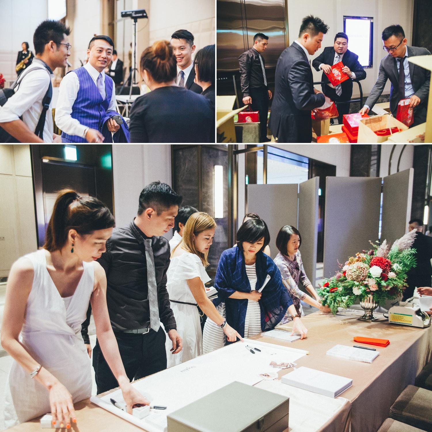 萬豪酒店婚禮攝影_purefoto