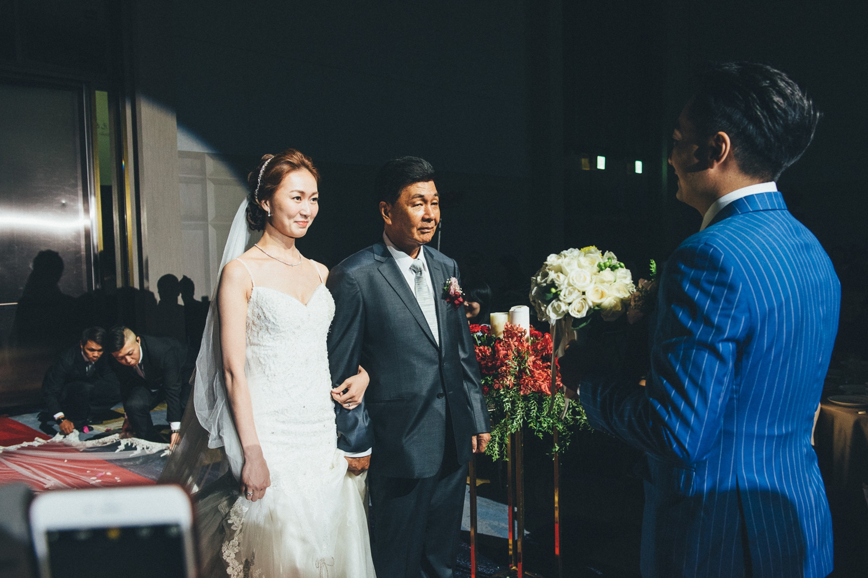 婚禮攝影_萬豪酒店