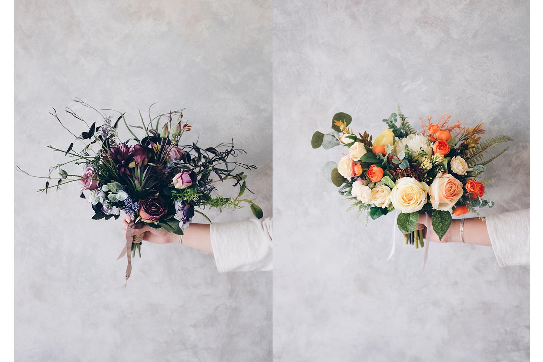 拍攝捧花道具