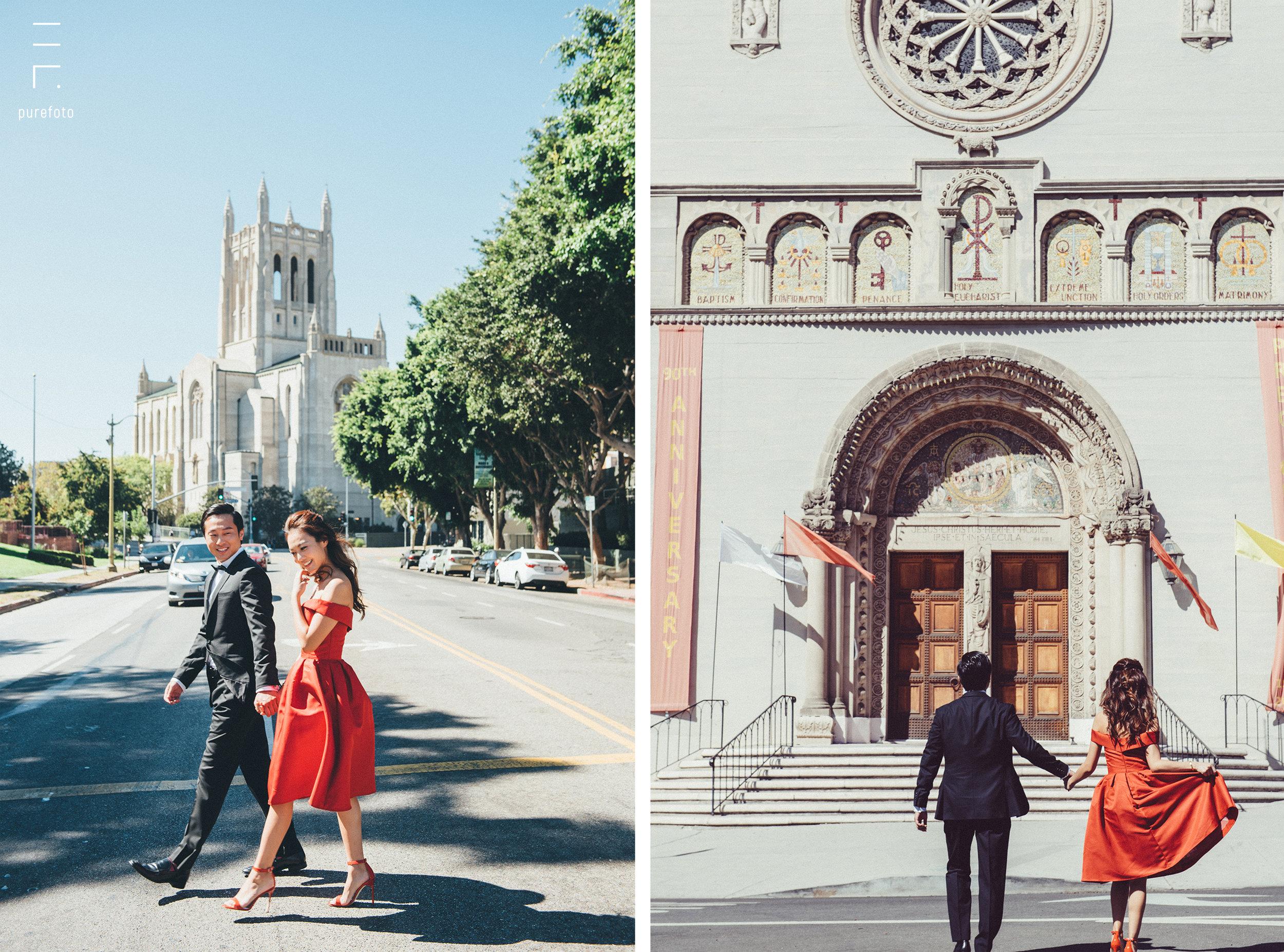 洛杉磯婚紗拍攝