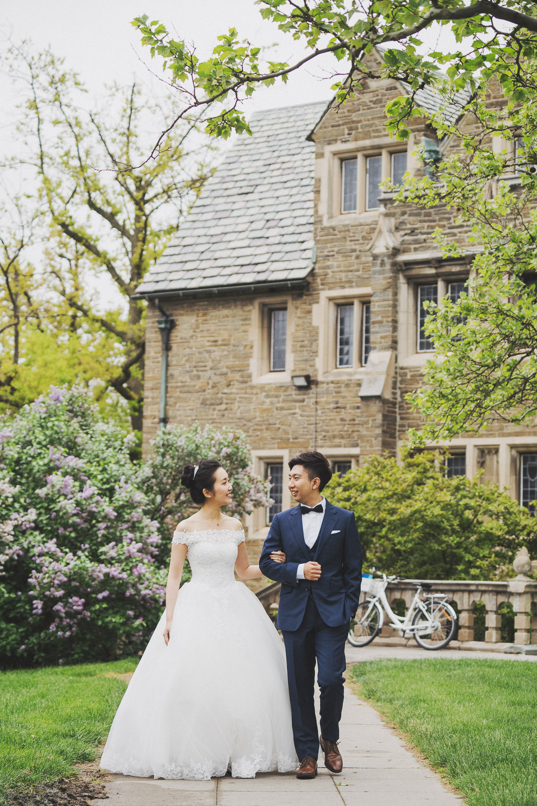 康乃爾大學校友婚紗