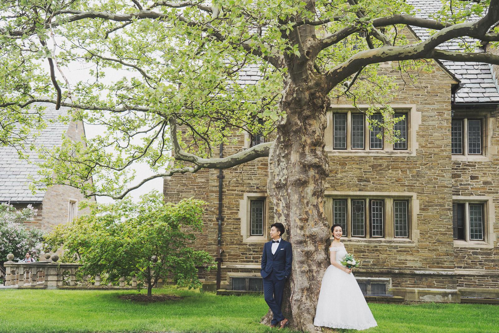 Cornell University prewedding