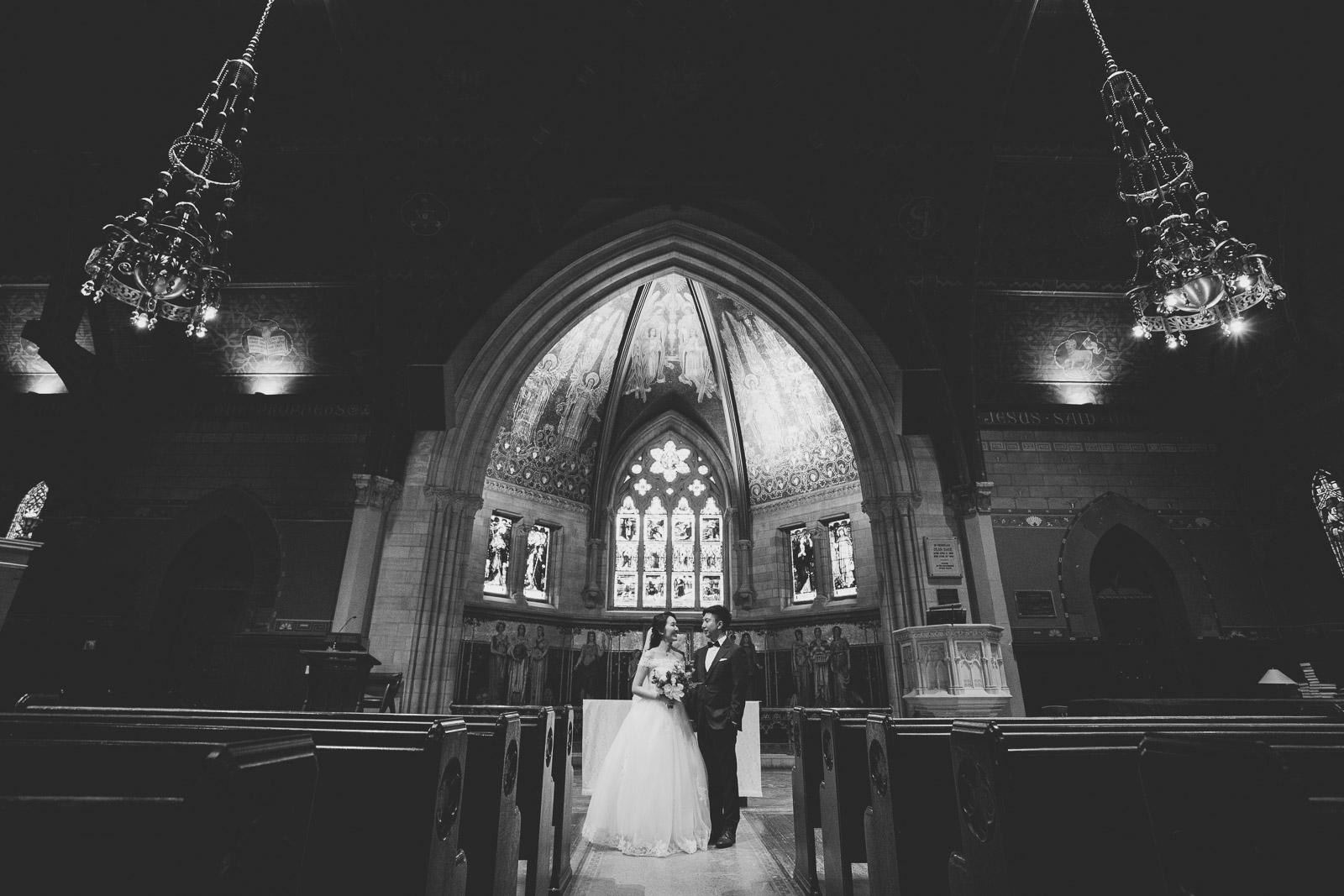 教堂婚紗_Church_photo