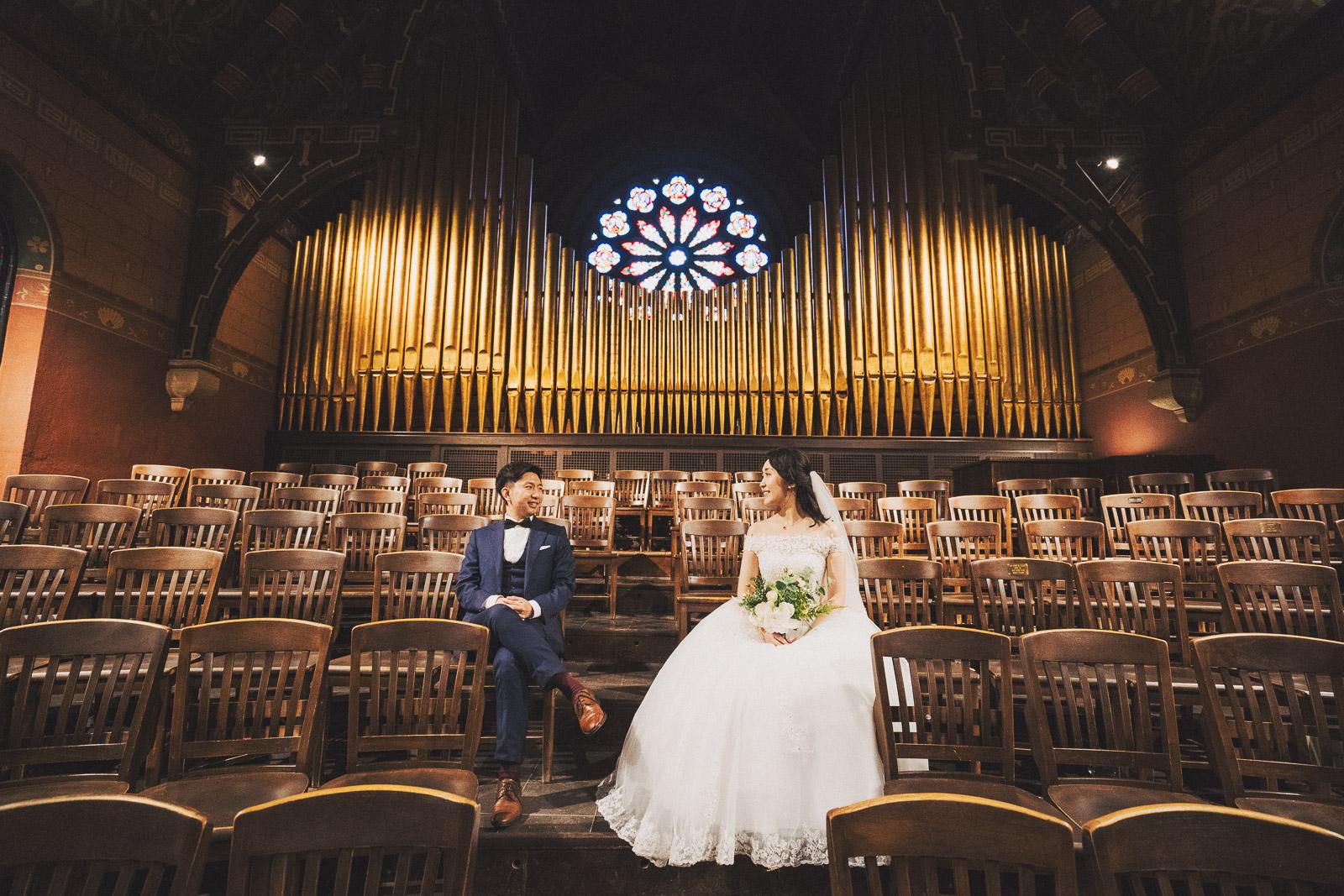 教堂婚紗婚禮攝影_攝影師Wealthy
