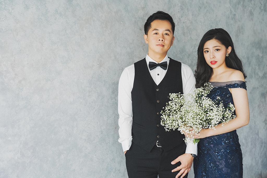 台灣台北棚拍婚紗