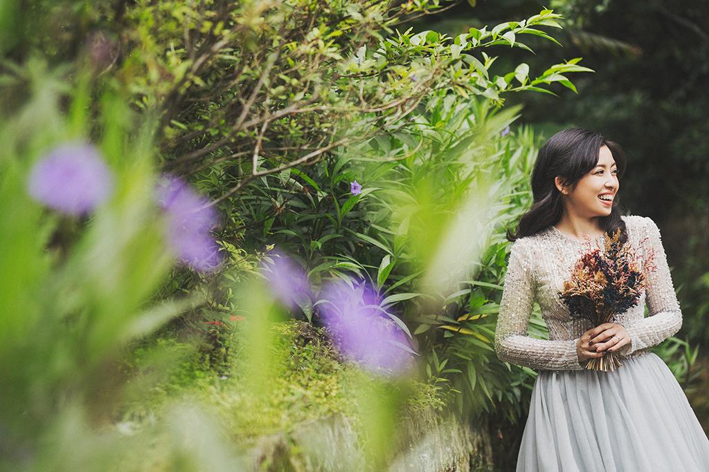 基隆,情人湖,婚紗拍攝