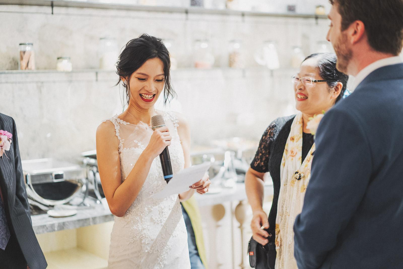 婚禮攝影師,美式婚禮
