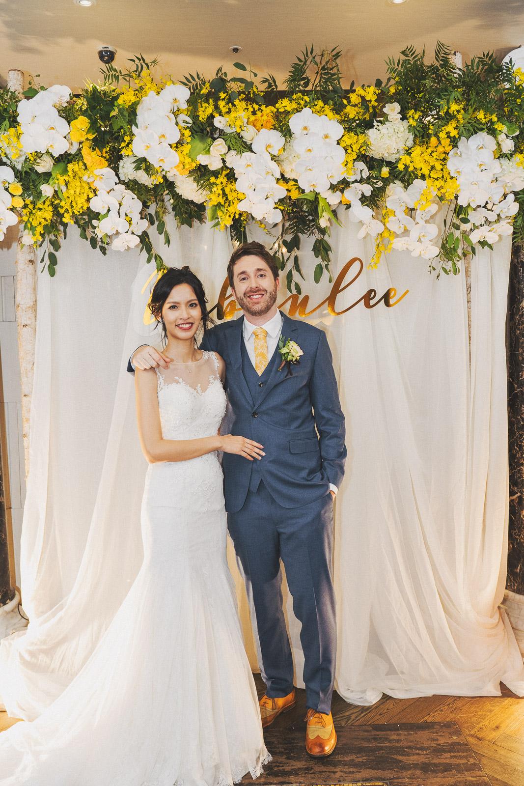 美式婚禮攝影師,日系溫暖,婚禮佈置