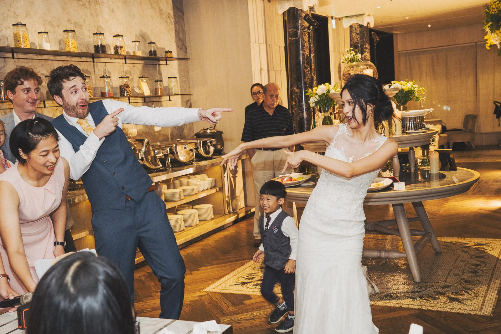 婚禮攝影師,美式婚禮,跳舞