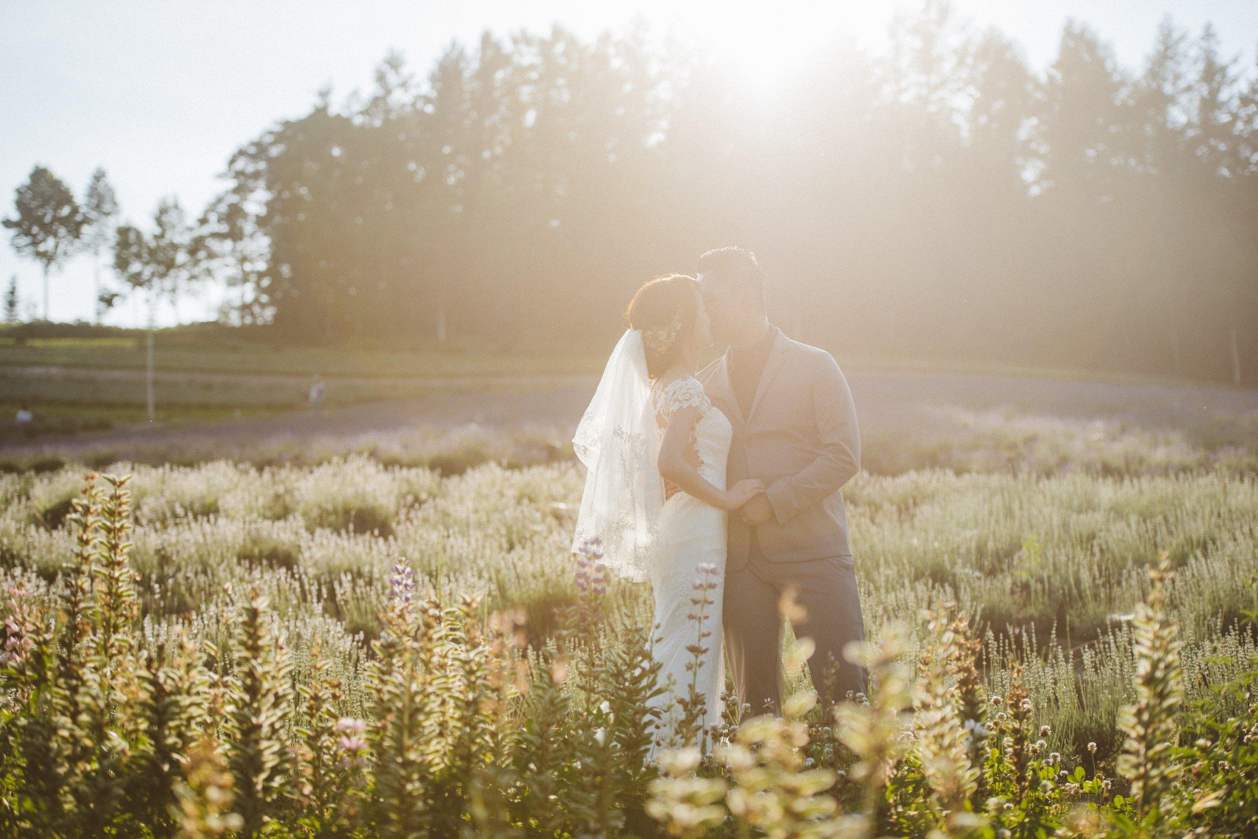 北海道婚紗攝影,夕陽婚紗,工作室推薦