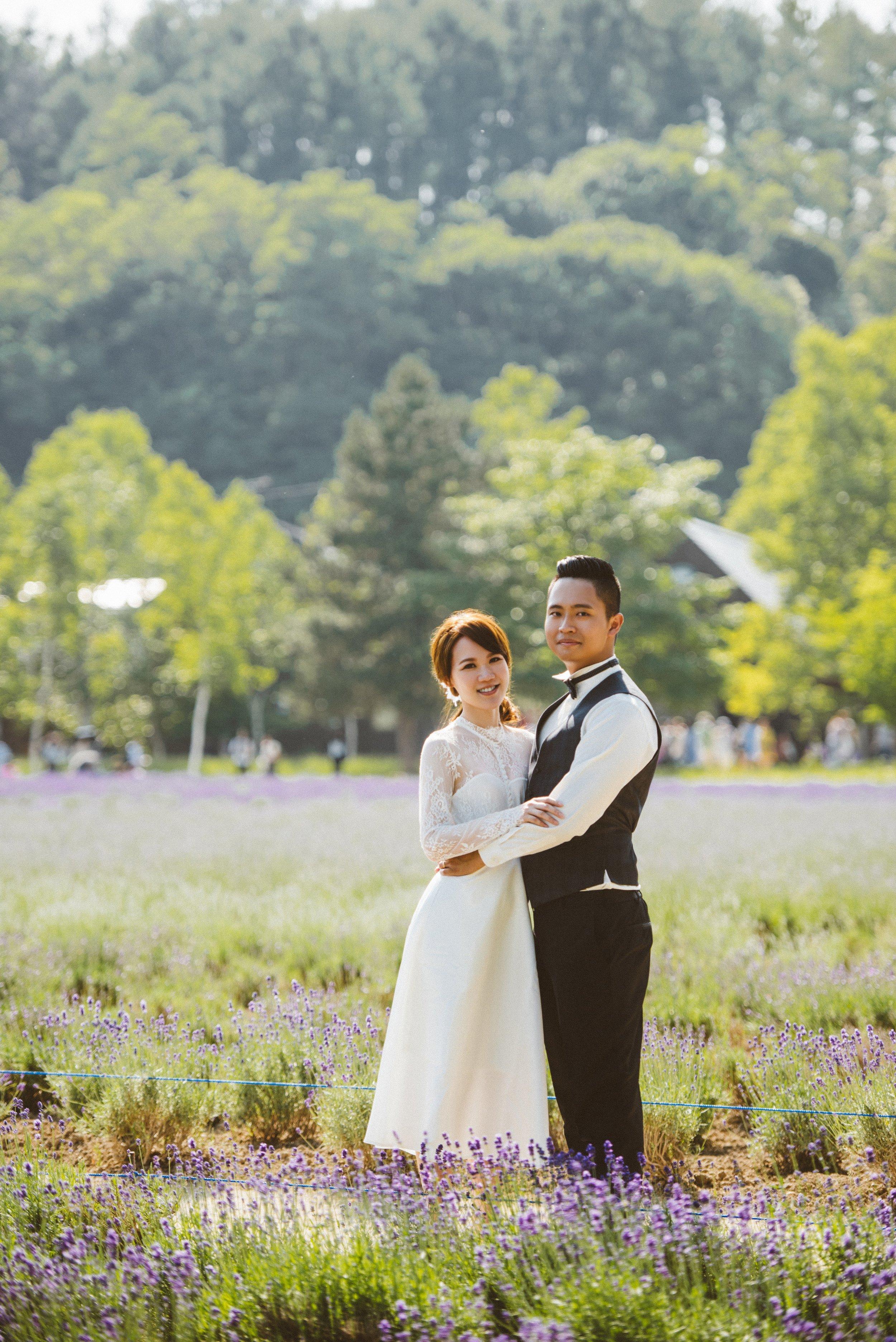 薰衣草婚紗推薦,海外婚紗攝影工作室推薦