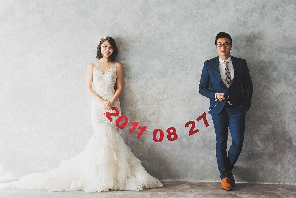 台北自助婚紗攝影