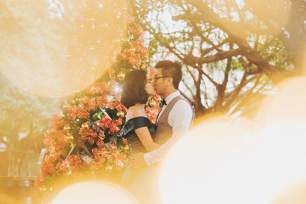 自助婚紗婚禮拍攝