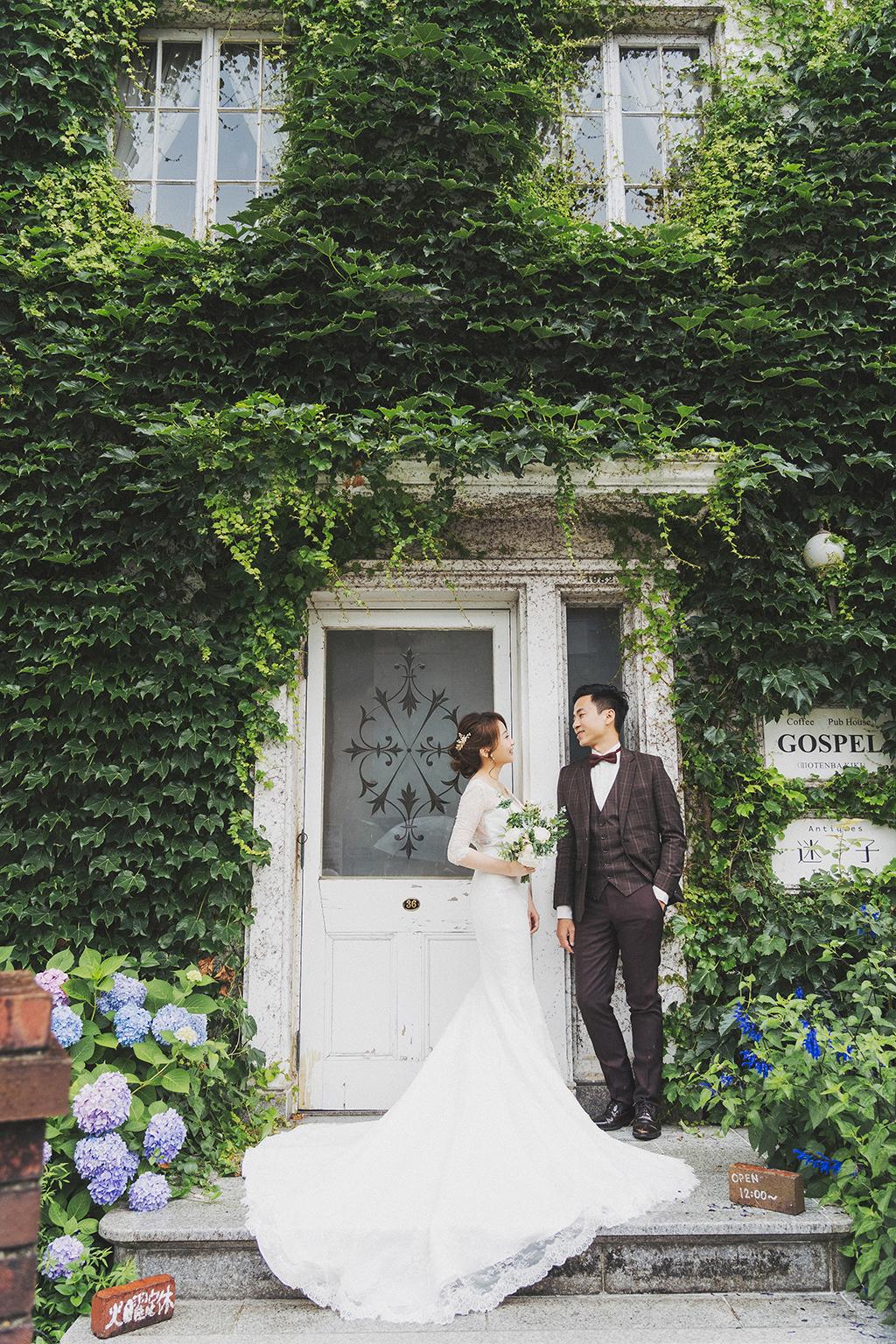 京都婚紗,京都,和服婚紗,PURE,海外婚紗,哲學之道