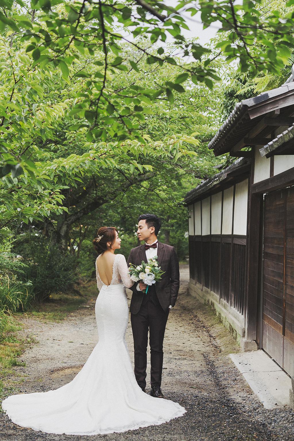 京都婚紗,京都,婚紗,PURE,海外婚紗,哲學之道