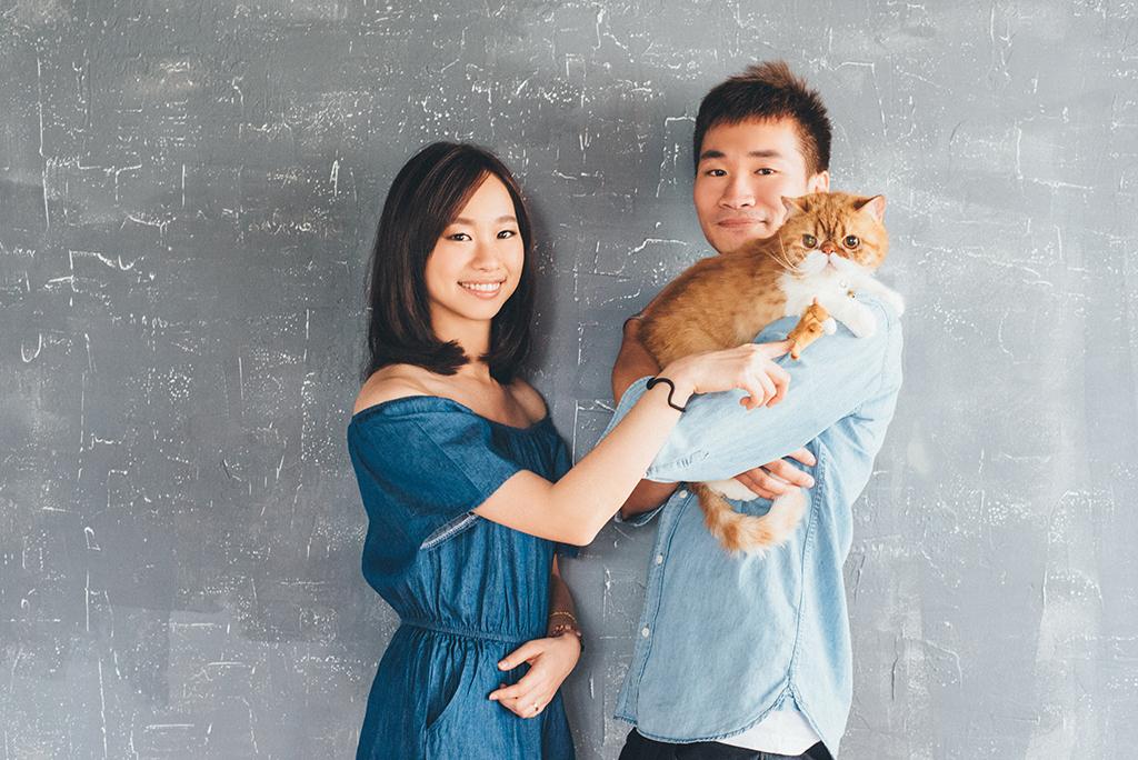 寵物寫真,寵物棚拍,貓咪寫真,貓咪,貓,全家福,寵物全家福