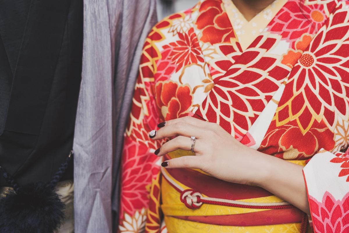 和服寫真,purefoto京都婚紗,