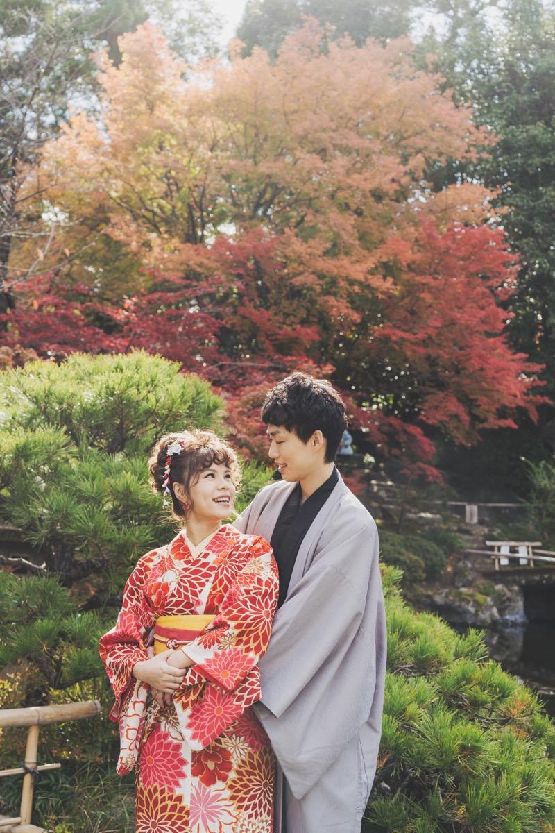 和服寫真,purefoto京都婚紗,2019京都婚紗