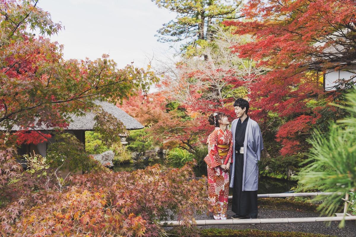 和服寫真,purefoto京都婚紗,2019海外婚紗