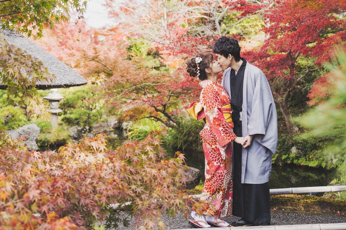 和服寫真,purefoto 2019海外婚紗,京都婚紗