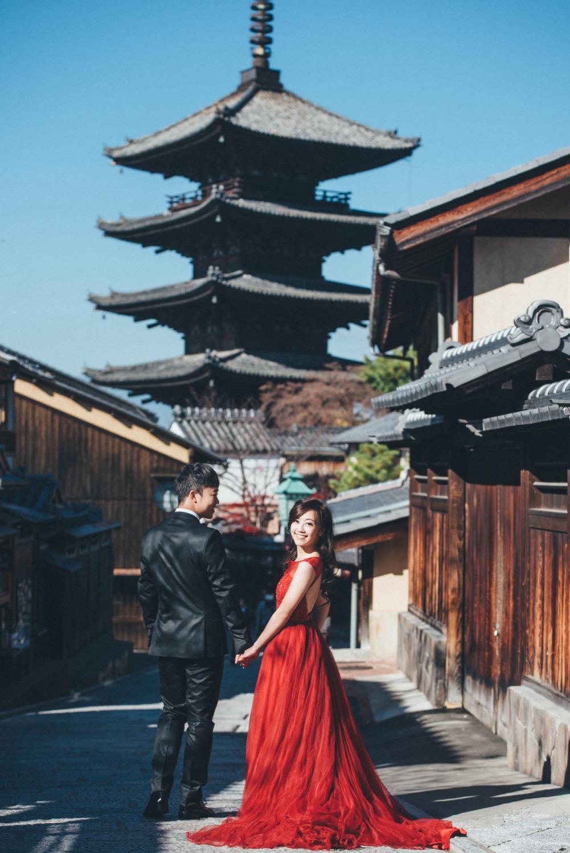 京都海外婚紗拍攝,京都紅葉團