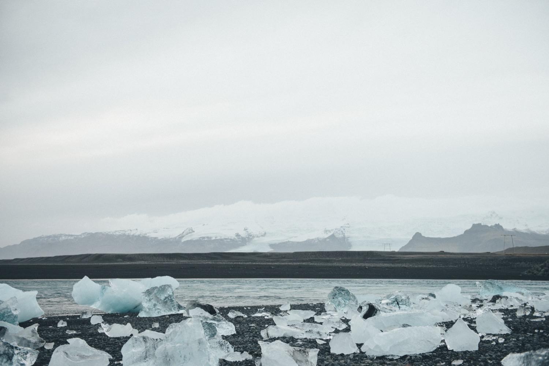 冰島鑽石沙灘,冰島,自助婚紗