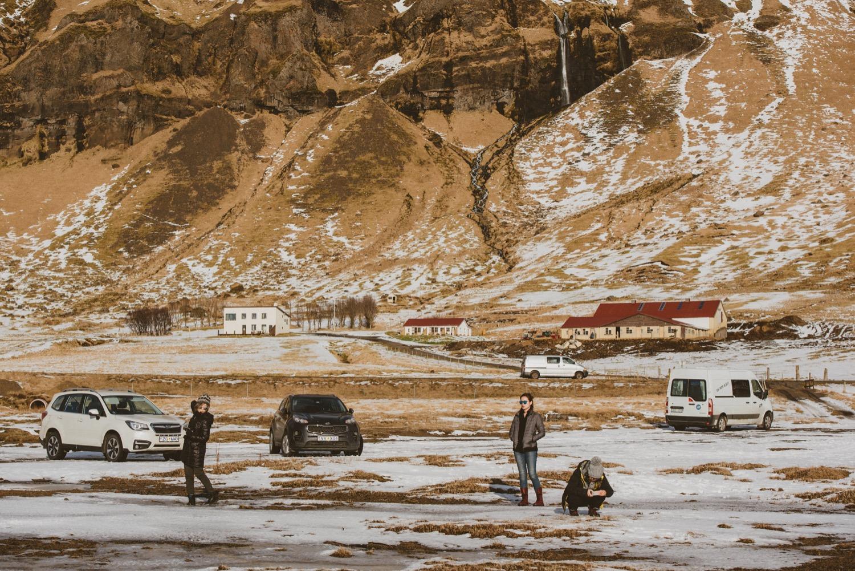 冰島沿途風景,冰島自助旅遊,冰島自助行