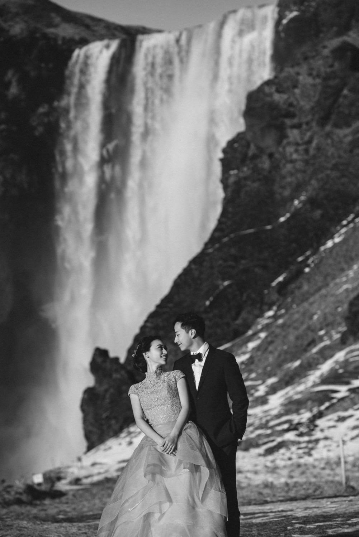 冰島海外婚紗,冰島自助旅行