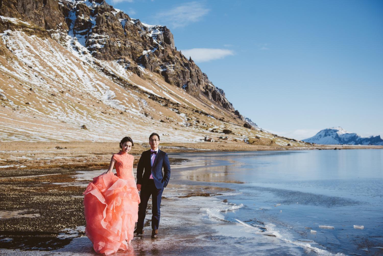 冰島海外婚紗,海外婚紗,北歐海外婚紗