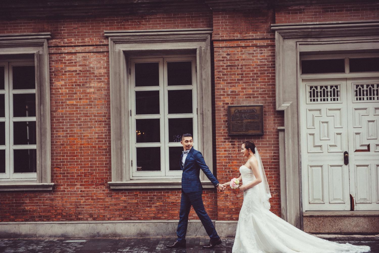 上海外灘婚紗攝影工作室,旅遊婚紗,旅行婚紗