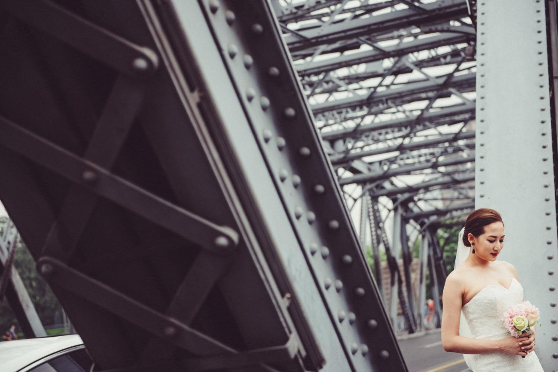 上海外灘婚紗拍攝,上海外灘旅行婚紗