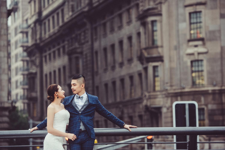 上海外灘婚紗拍攝,上海婚紗,婚紗攝影,台北攝影工作室