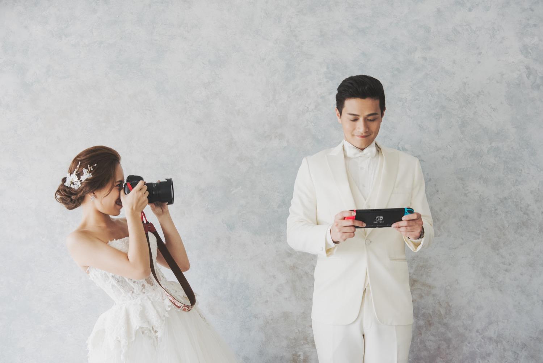 婚紗攝影工作室,婚紗攝影
