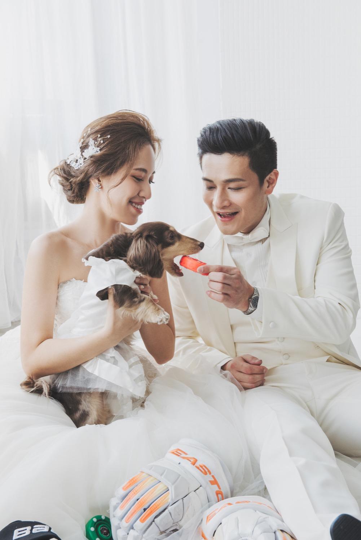 寵物婚紗, 台北自助婚紗拍攝