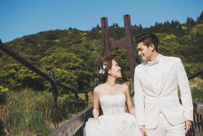 冷水坑婚紗拍攝,台北冷水坑婚紗