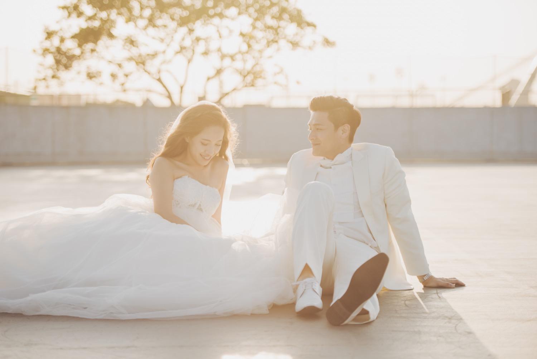 河濱公園婚紗拍攝