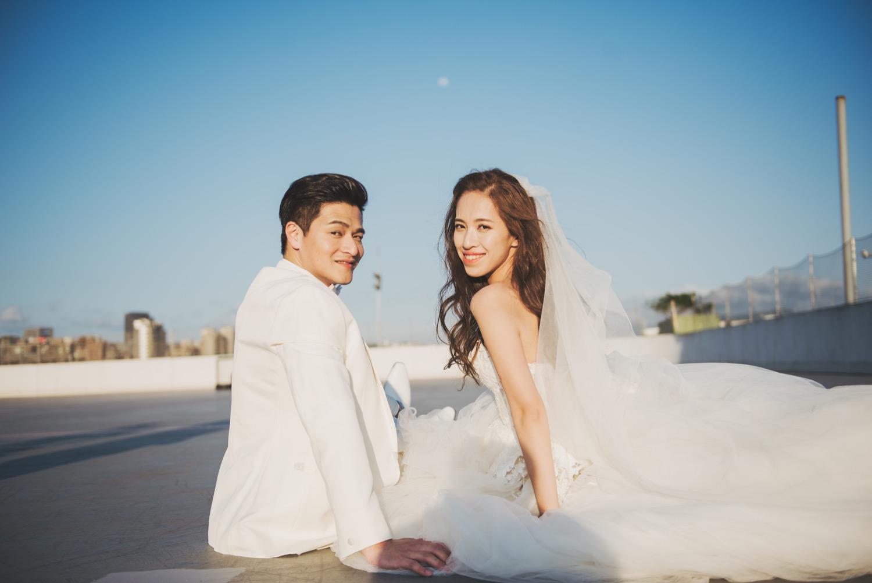 球場婚紗, 台北婚紗