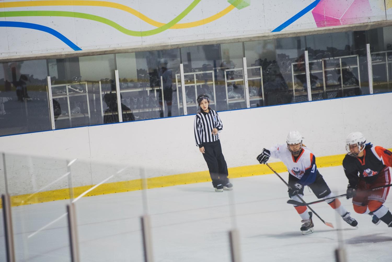 冰上曲棍球裁判